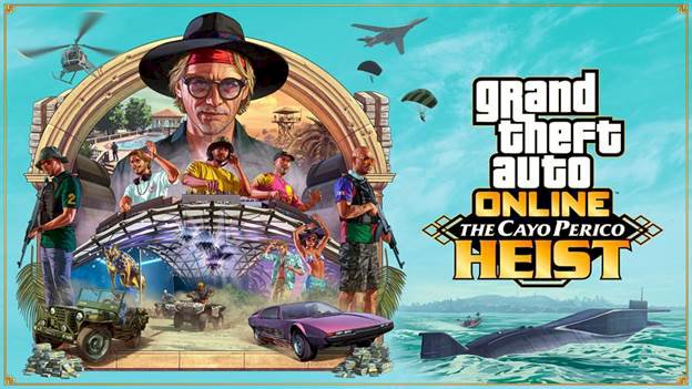 The biggest and most action-packed update to GTA Online yet is here: The Cayo Perico Heist.
