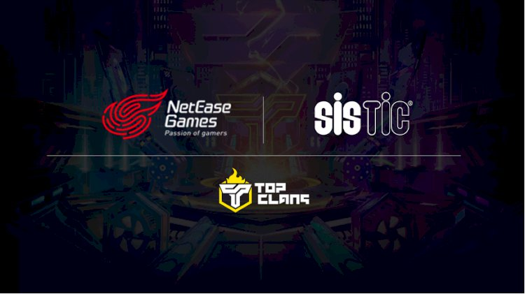 NETEASE GAMES TAPS SISTIC AS BROADCAST PARTNER FOR TOP CLANS 2020